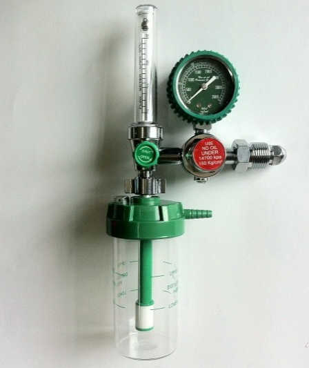 hospital cylinder regulator