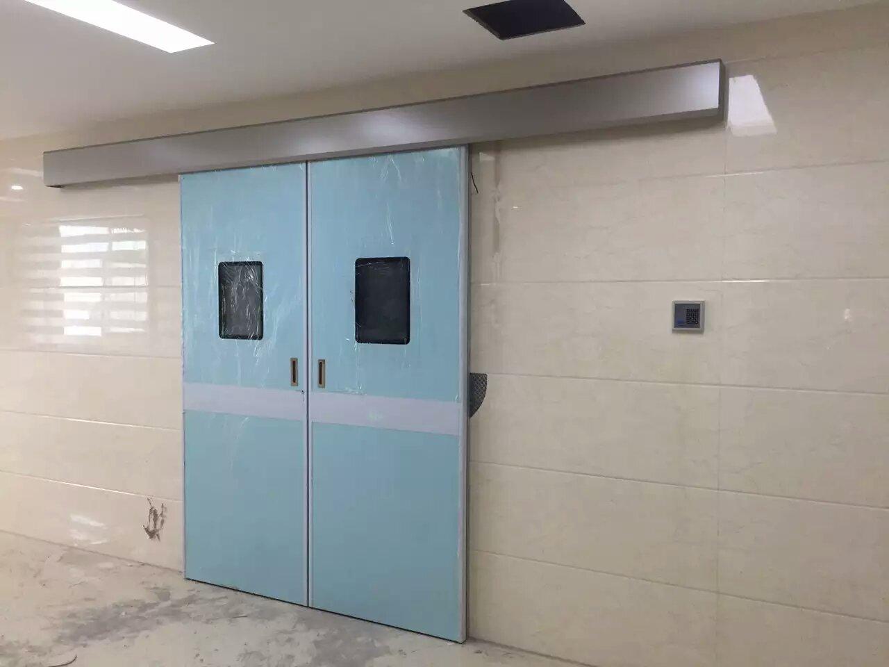 MOT automatic sliding door